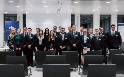 Nationales Finale der Client Interviewing Competition am 30. Januar 2020